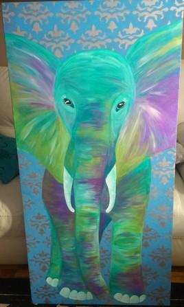 L'éléphant indien