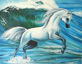 Cheval blanc 2