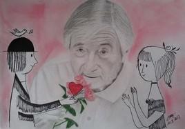 Raymond Peynet et ses amoureux