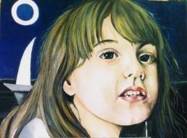 ritratto di Isabelle