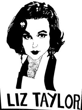 Portrait de Liz Taylor