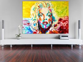 Marilyn MONROE «Luminous»
