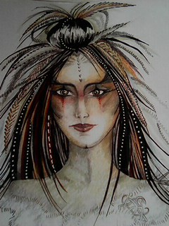 Indian witch