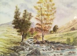 Vers la vallée