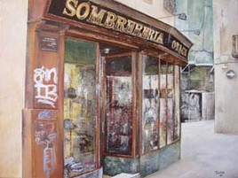 Sombrereria Obach-Barcelona