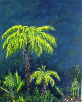 Fougères arborescentes de l'île de La Réunion