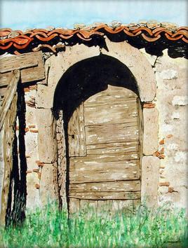 vieille porte 3