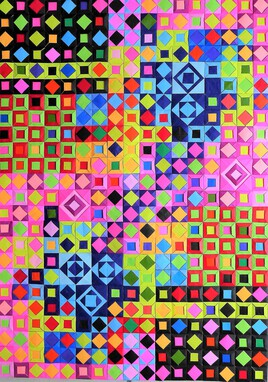 selon Vasarely