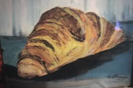 Le croissant.