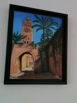 Ruelle de Marrakech