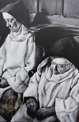 """""""Les nonnes"""" (2021.04.11)"""