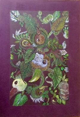 Empreinte textile