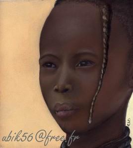 jeuune garçon Himba