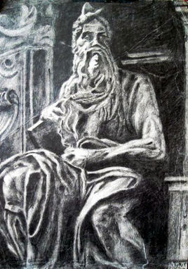 Moïse de Michelangelo