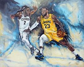 NBA : Le choc des titans
