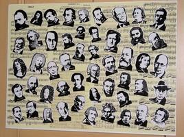 50 maitres de musique