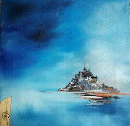 nano - le Mont St Michel -