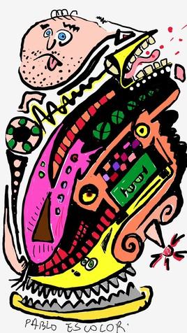 pablo S color