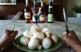 ...même quand j'appuie sur le champignon, je ne dépasse jamais les 4 vins...