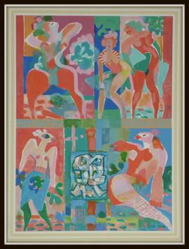 Hommage à Matisse