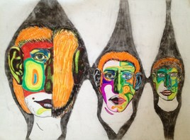 3 têtes