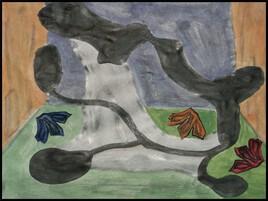 Gouache sans titre 0061) 2012 – 29 7 2021