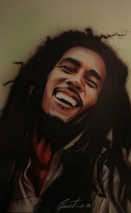 Hommage à Bob Marley