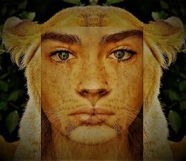 DÉESSE LIONNE