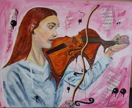 Violon mou