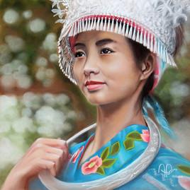 Li jeune chinoise