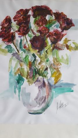 bouquet de fleur.