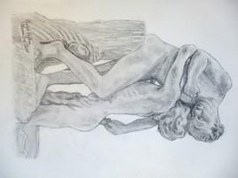 L'abandon (sculpture de Camille Claudel)