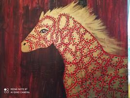 Le cheval Puzzle
