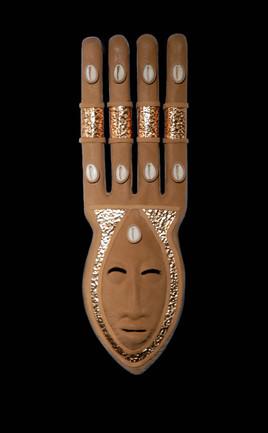 Dini - Masque Ethnique