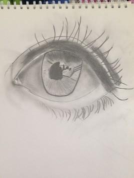 Un œil
