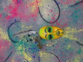 Masques clip onirique