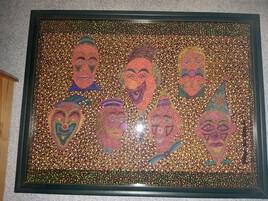 Les 7 freres Clowns.