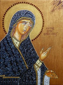 Sainte Monique ou l'éloge des larmes