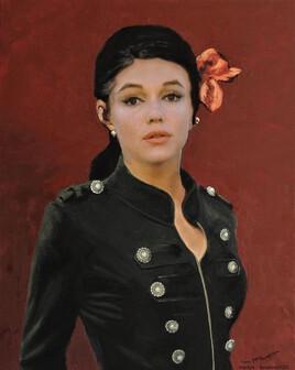 Marilyn re-revisite la muse de Manet par Michael Mc Naughton :)