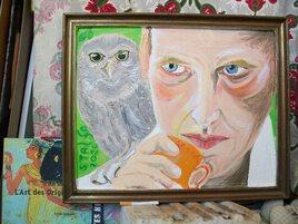 """"""" Peut t'on noyer l'espoir en l'avenir d'un vaste peuple , dans une tasse de thé ... ? """" ( Navalny )"""