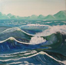 Quand la mer se déchaine
