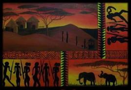 Rêve d'afrique