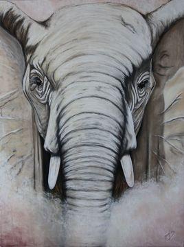 Poussiéres d'éléphant