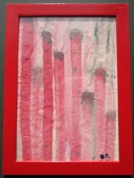 Fantaisie rouge par S.B. - 2014