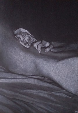 Drawing of a body