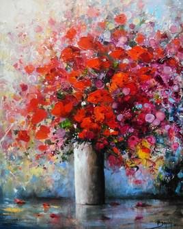 Bouquet Rubis - ©Bruni Eric. Tous droits réservés