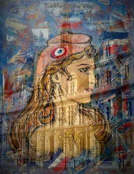 Marianne et Paris