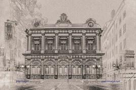 Ancienne bourse de Lyon