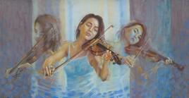 Sur un air de violon