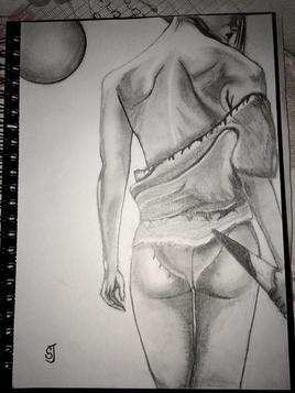 Essai graphite
